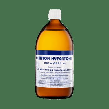 ORIGINAL QUINTON HYPERTONIC (1 LITRE)