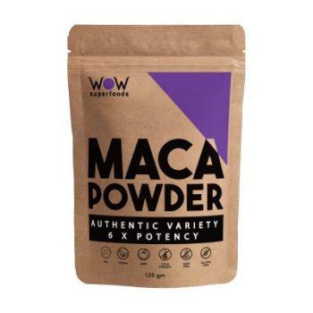 MACA POWDER (6:1 COLD EXTRACT BLACK MACA)