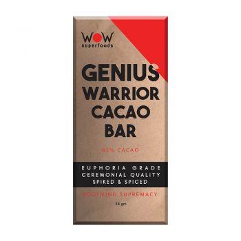 GENIUS WARRIOR CACAO BAR