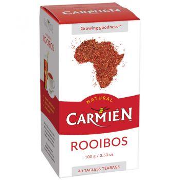 CARMIEN NATURAL ROOIBOS TEA 40'S