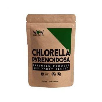 CHLORELLA PYRENOIDOSA